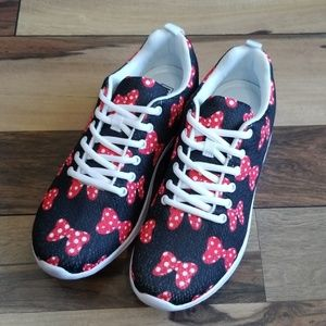 Shoes - Minnie bow sneakers